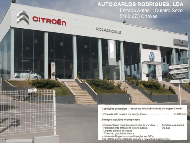 AUTO CARLOS RODRIGUES – Oficina CITROEN