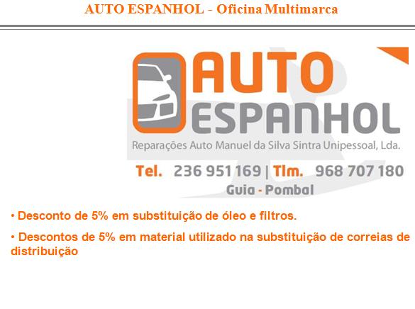AUTO ESPANHOL – Oficina Multimarca