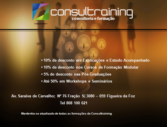 CONSULTRAINING – Consultoria / Formação