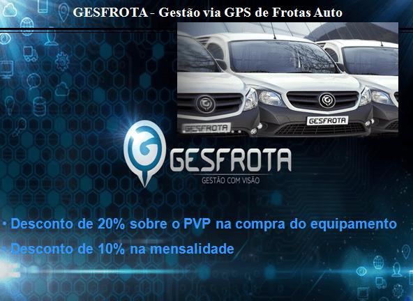 GESFROTA – Gestão via GPS de Frotas Auto