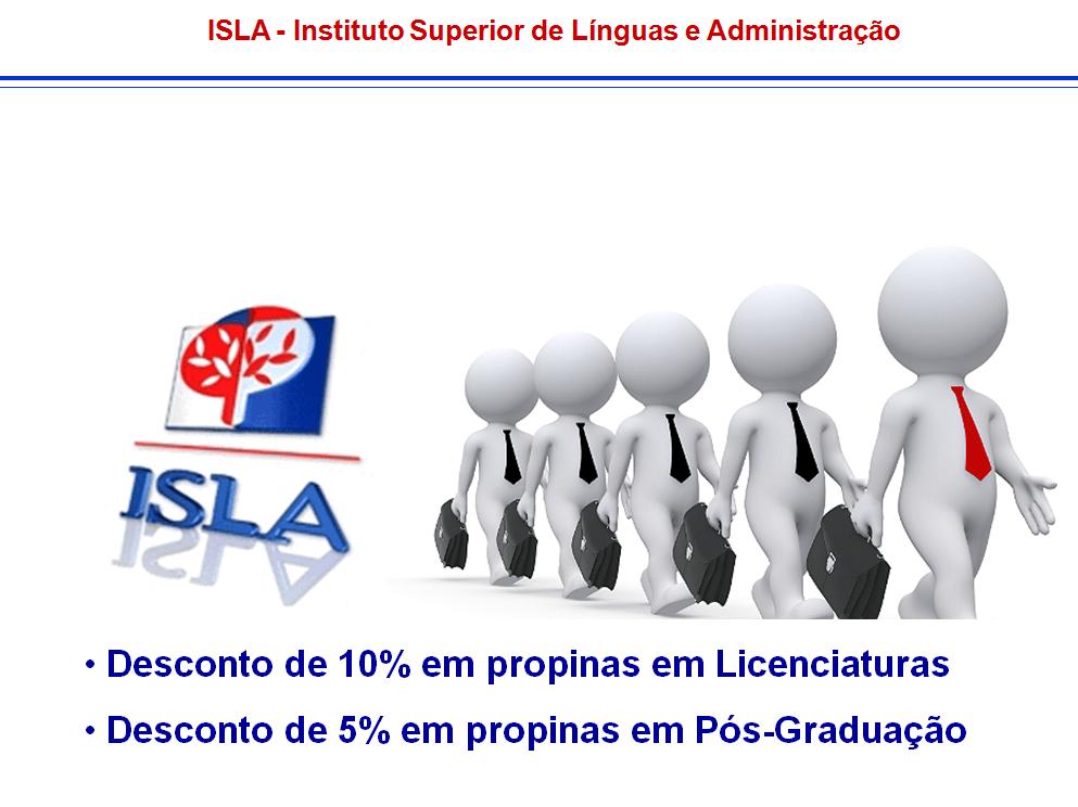 ISLA – Instituto Superior de Línguas e Administração