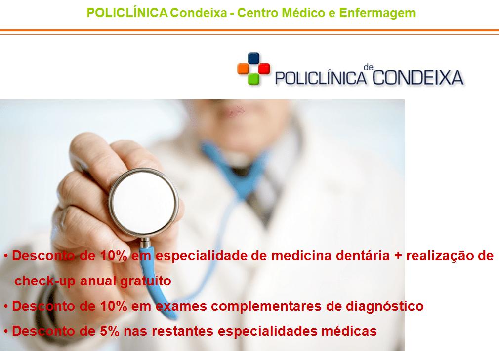 POLICLÍNICA Condeixa – Centro Médico e Enfermagem