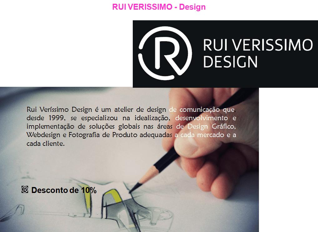 RUI VERISSIMO – Design