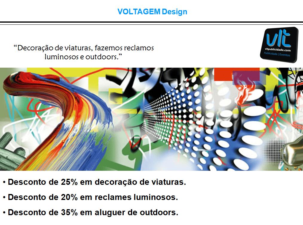 VOLTAGEM Design