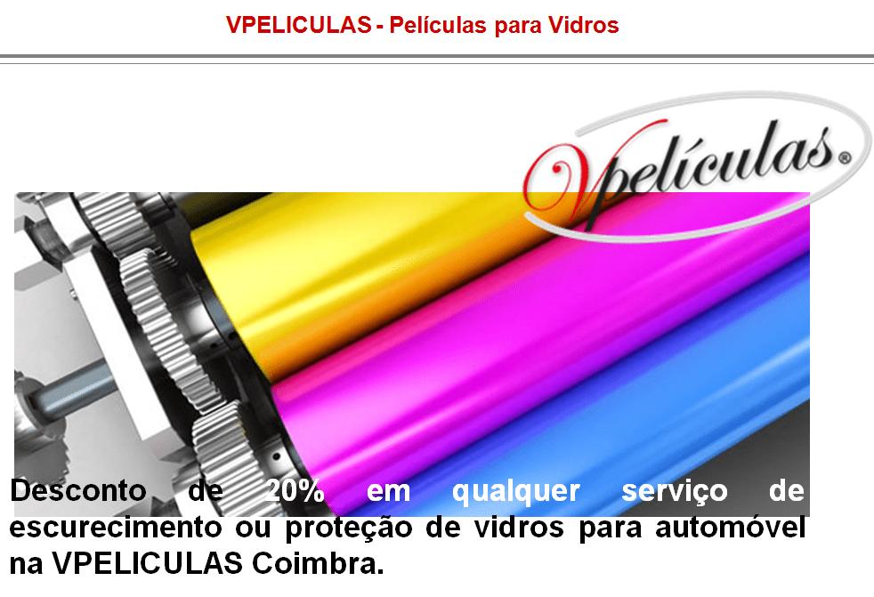 VPELICULAS – Películas para Vidros