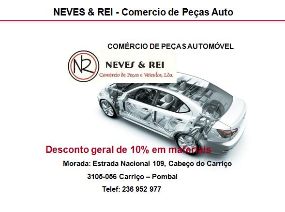 NEVES & REI – Comércio de Peças Auto