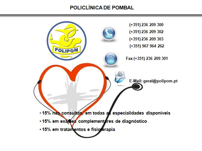 POLICLÍNICA DE POMBAL