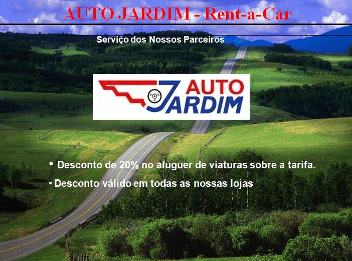 AUTO JARDIM – Rent-a-Car – PROTOCOLO NIVEL NACIONAL