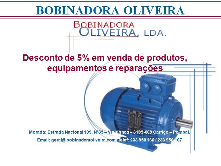 BOBINADORA OLIVEIRA