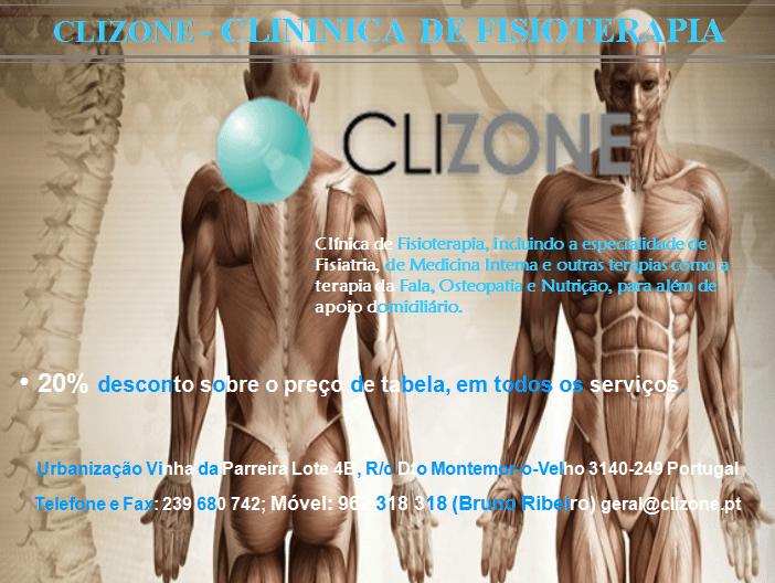 CLIZONE – CLINICA DE FISIOTERAPIA