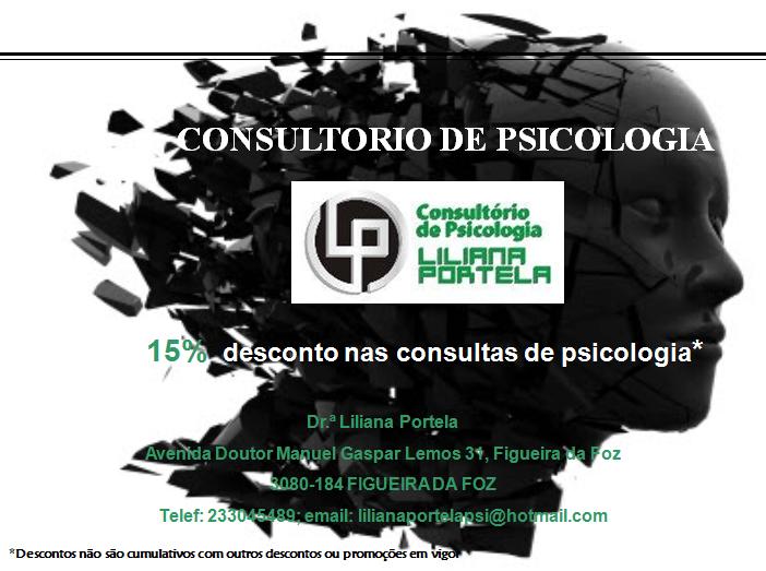 CONSULTORIO DE PSICOLOGIA DRª LILIANA  PORTELA
