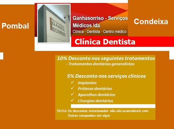 GANHASORRISO – Clínica Dentária