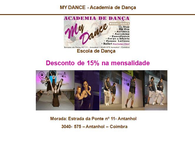 MY DANCE – Academia de Dança