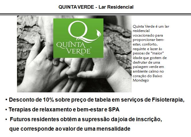 QUINTA VERDE – Lar Residencial