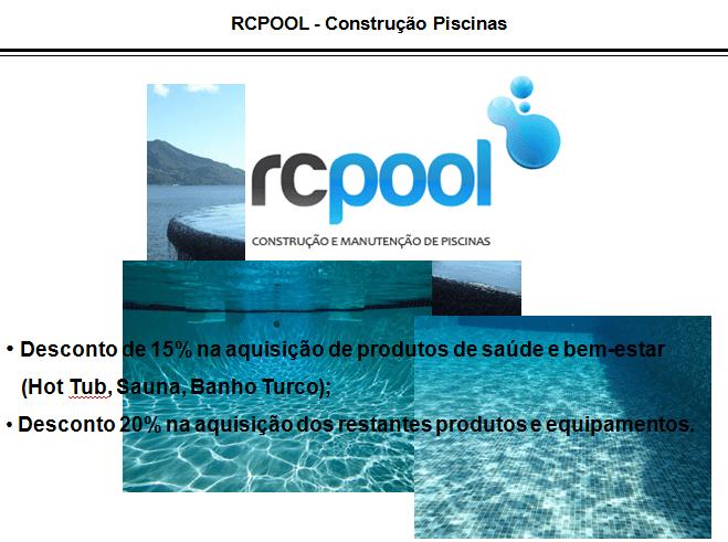 RCPOOL – Construção Piscinas
