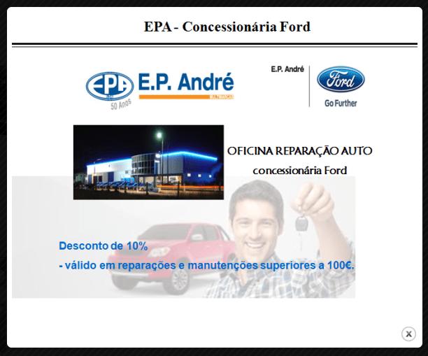 EPA – Concessionária Ford