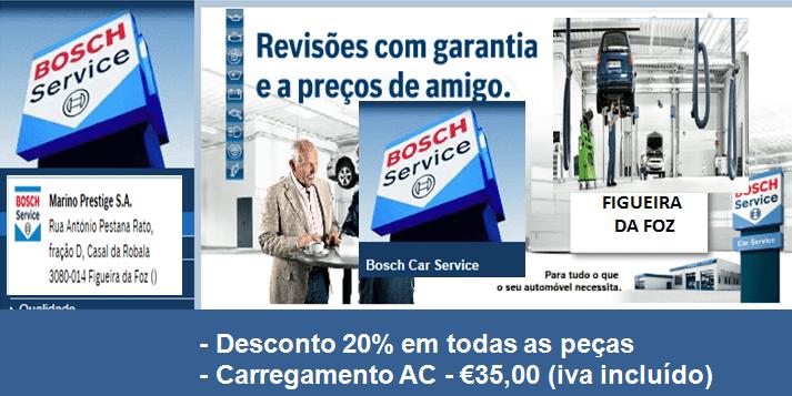 BOSCH CAR SERVICE / MARINHO PRESTIGE SA