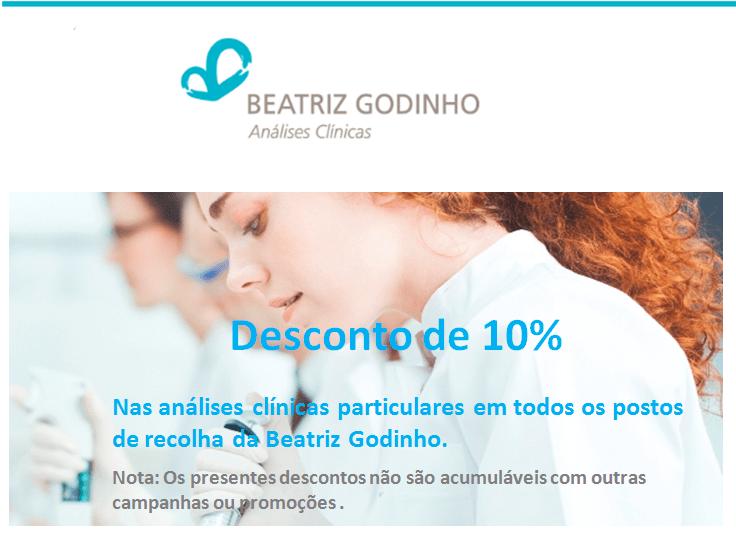 Beatriz Godinho – Análises Clínicas